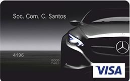 Cartão Crédito SOC. COMERCIAL C. SANTOS